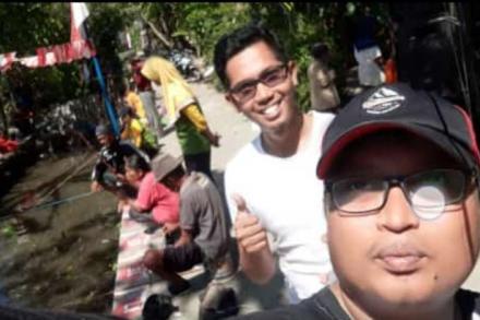 PERINGATAN HUT KEMERDEKAAN REPUBLIK INDONESIA 74 DI DUSUN GEDONG