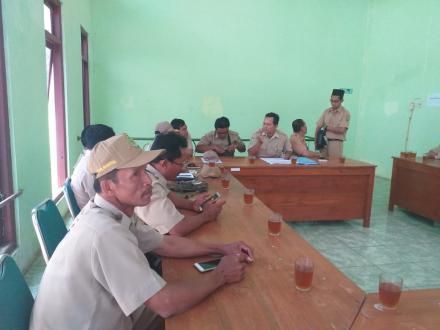 Rapat Koordinas Perangkat Desa Panjangrejo