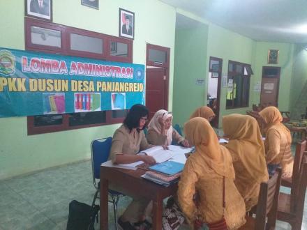 Lomba Administrasi Dusun