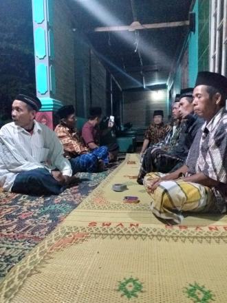 Pertemuan Rutin Warga Soronanggan Rt.04