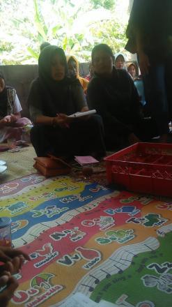 Pertemuan Rutin Dasawisma Ibu-Ibu PKK Rt.03 dan 04 Dusun Badan