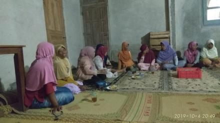 Rapat Jimpitan Ibu-Ibu Gedong