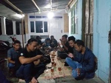 Rapat Karangtaruna Dusun Krapyak Wetan