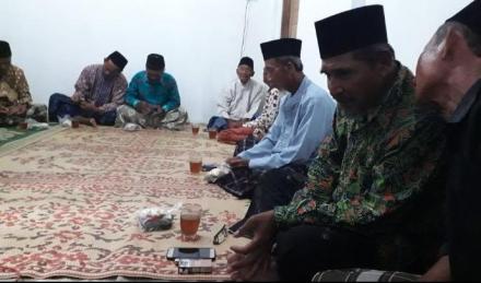 Pengajian di Mushola Al Anwar Watu
