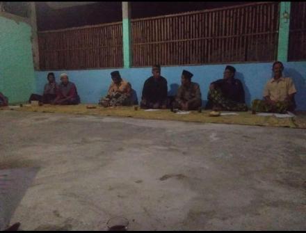 Mlm Jumatan Legi Di Dusun Gedong Rt.01