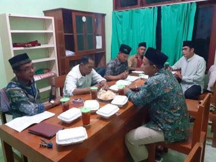 Rapat Koordinasi BPD