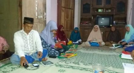 Yasinan Ibu-ibu Dusun Grudo