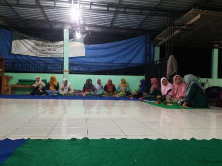 Pengajian Wali Santri Di Masjid Al-Fattah Krapyak Wetan