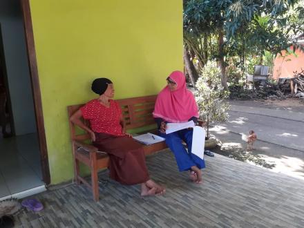 Pendataan Profil Dusun Grudo