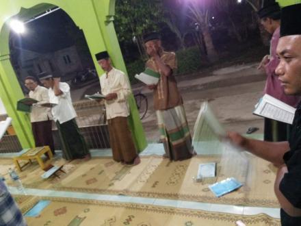 Sholawatan Dusun Grudo
