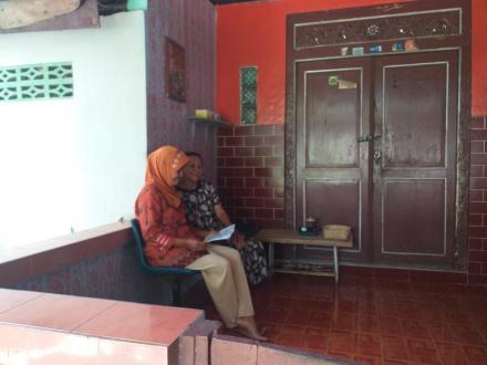 Pendataan Profil Dusun Gedangan