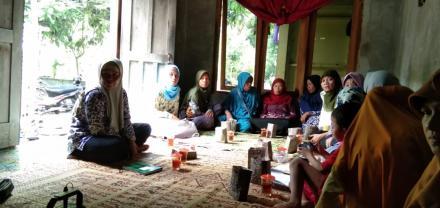 Pertemuan PKH di Soronanggan