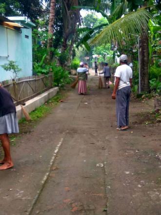 Kerjabakti Di Dusun Nglorong