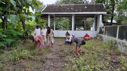 Kerjabakti di Dusun Semampir