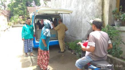 Pajak Keliling di Dusun Watu