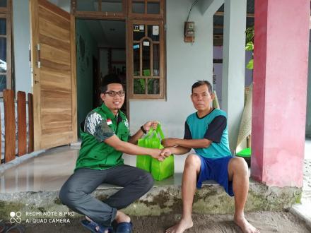 Santunan Kematian Nahdatul Ulama Kecamatan Pundong Kepada pemegang Kotak Koin