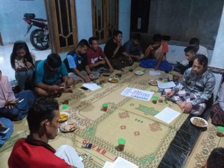 Pelatihan Pranotocoro di Dusun Krapyak Wetan