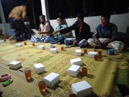 Arisan RT 01 Dusun Grudo
