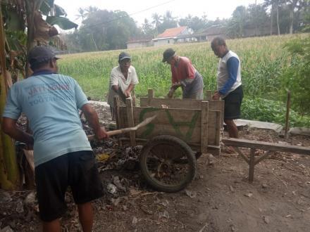 Kerja Bakti Dusun Semampir