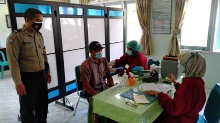Vaksin ke2 anggota FPRB