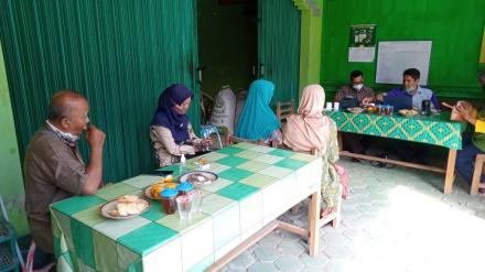 Pembayaran Pajak di Dusun Gedong