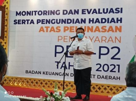 Monitoring dan Evaluasi PBB/P2