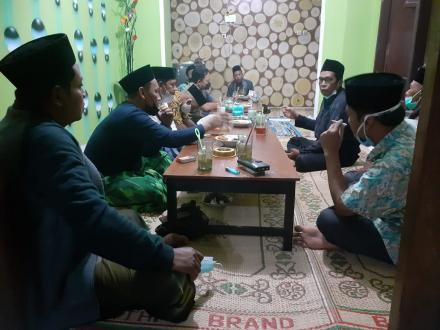 Pertemuan Rutin Bamuskal dan Pamong Kalurahan Panjangrejo