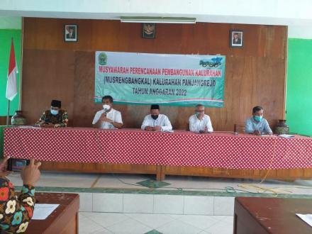 Musyawarah Perencanaan Pembangunan Kalurahan (Musrenbangkal)