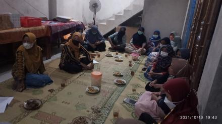 Musyawarah PKK Pedukuhan Panjang