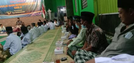 Peringatan Maulid Nabi di Dusun Grudo