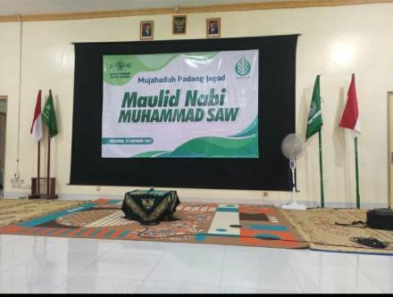 Mujahadah Padang Jagad